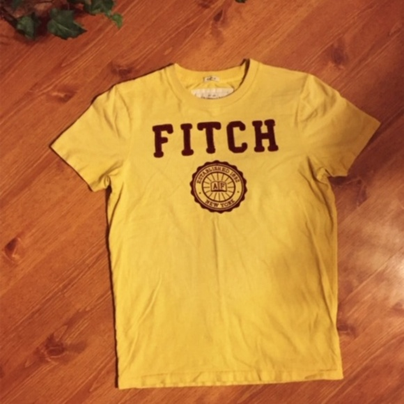 Abercrombie & Fitch Other - Abercrombie & Fitch Muscle ShortSleeve Shirt Small